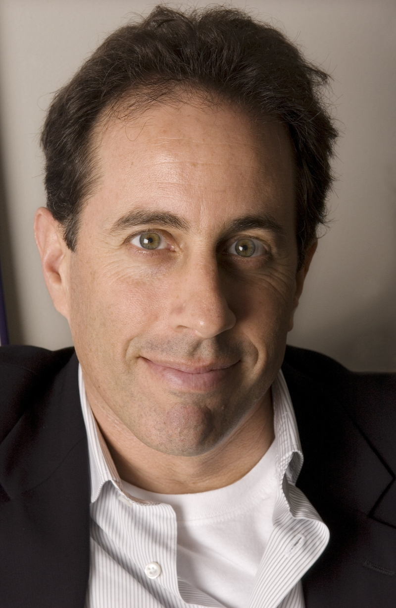 Comedy Legend Jerry Seinfeld and His Final Appearance on Larry King Live! (25 Sep. 2010). - jerry_seinfeld